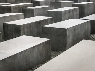 Holocaust Memorial in Berlin,Germany