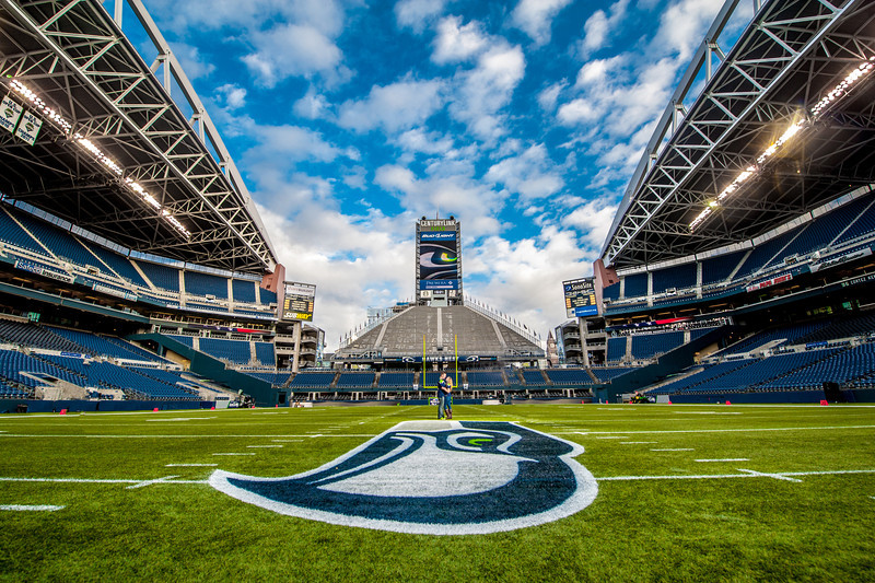 Century link field engagement shoot