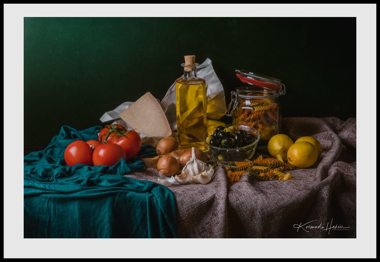 Fusilli for Dinner