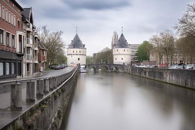 Kortrijk, Briel towers