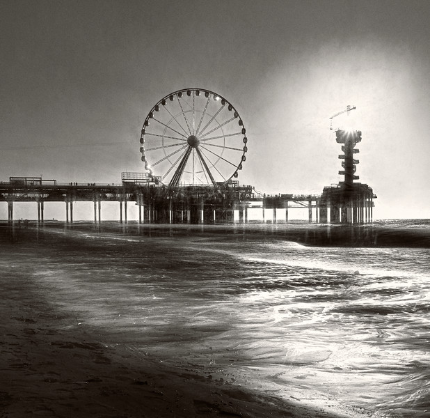 The Scheveningen Pier, The Hague, Netherlands