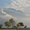 Sun and Shadow, Lake Garda Italy