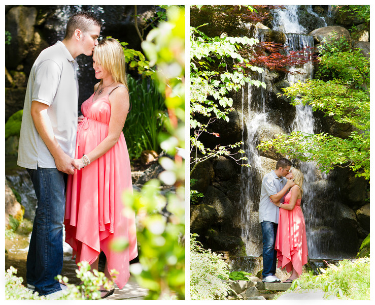 Anderson Gardens Maternity Session