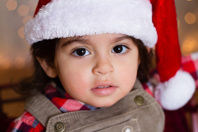 child's holiday session copyrighted by laruecherie photography