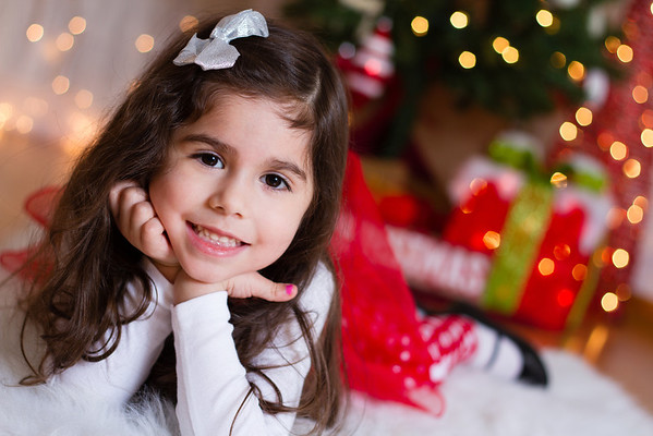 christmas photo session copyrighted by laruecherie photography