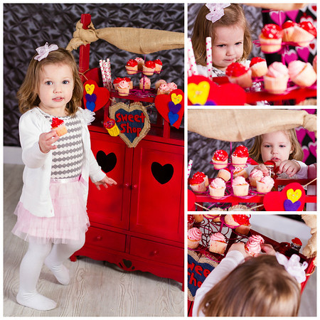 valentine's day theme photo shoot copyrighted by laruecherie photography
