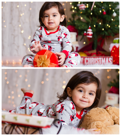 holiday theme session copyrighted by laruecherie photography