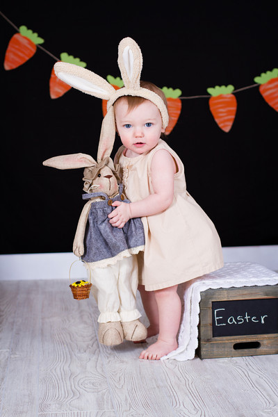 easter theme session copyrighted by laruecherie photography