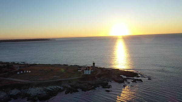 Beavertail Sunrise