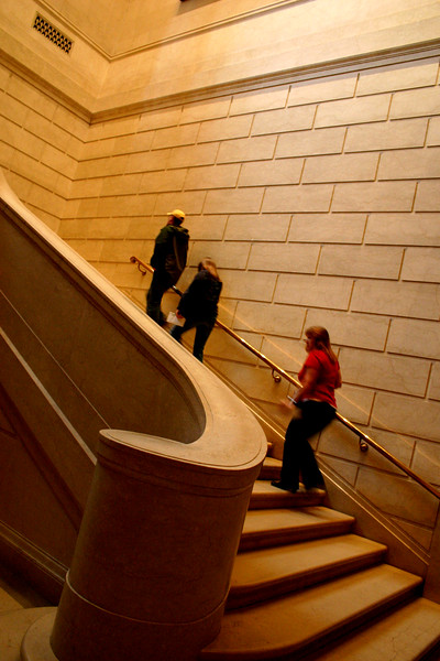 Stairway, National Gallery Of Art - Washington, DC