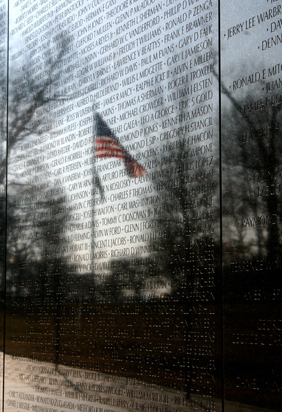 """Repost for this day - In honor of  9-11-2001 - To America:   """"All gave some, some gave all""""    --  """"Reflections""""  Originally posted Memorial Day, 2010"""