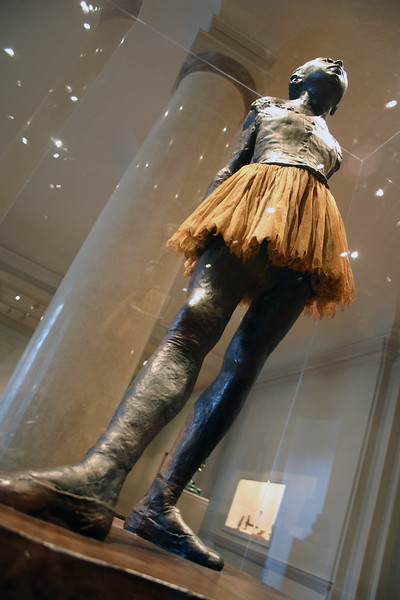 Ballerina, Edgar Degas - National Gallery Of Art, Washington, DC