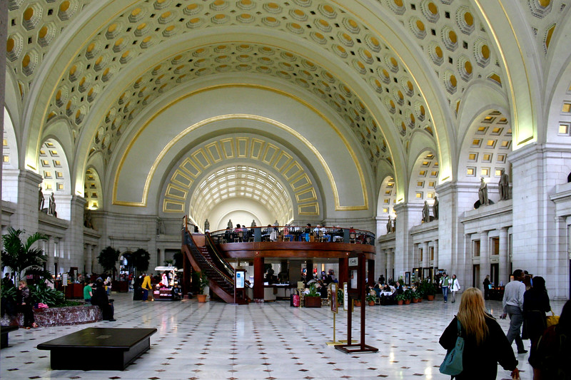 Main Hall - Union Station - Washington, DC