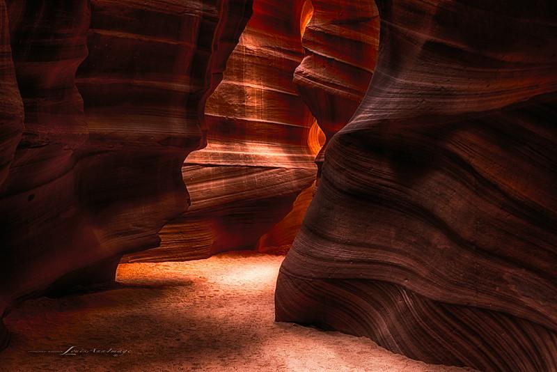 Light Room...  Upper Antelope Canyon, Arizona