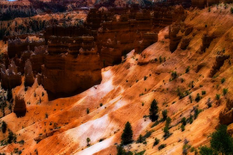 Color.. Bryce Canyon, Utah.