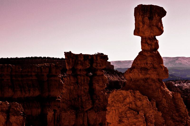 Thor's Hammer. Bryce Canyon, Utah.