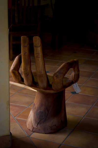 """A..Okay Chair"" Cedar - shop scene - a wonderful creation..."