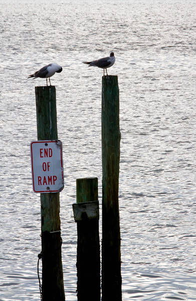 End of Ramp!