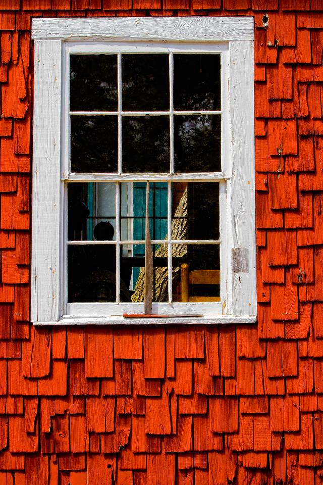 Window.. Whitman House - Cedar Key Museum