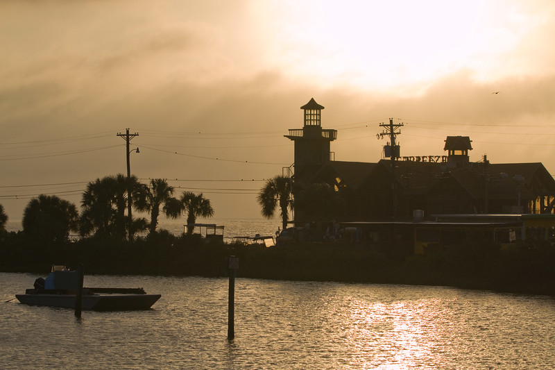 Harbor Scene, Cedar Key