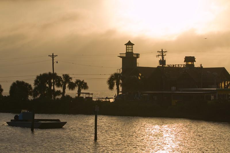 Harbor Scene, Cedar Key
