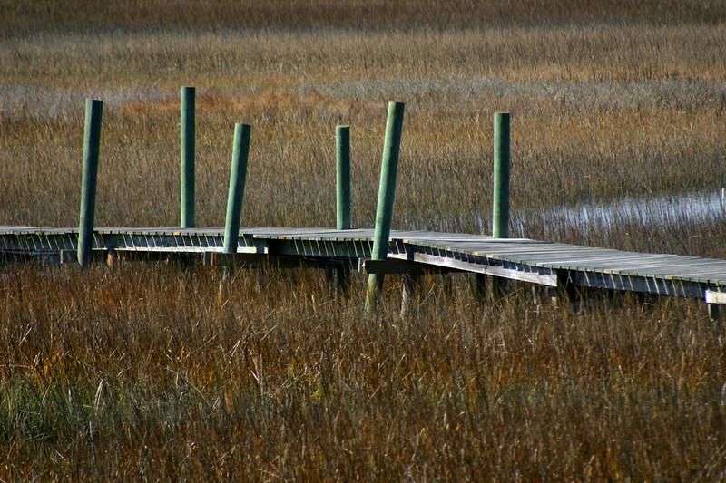 Dock - Shem Creek, Mount Pleasant, South Carolina Shem Creek, Mt Pleasant, SC