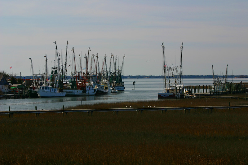Shem Creek, Mt Pleasant, SC