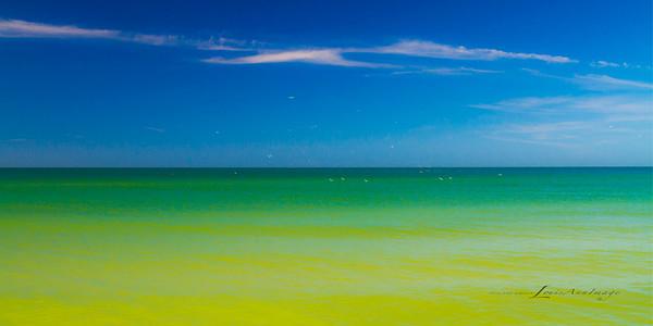 'Gulf Hues...' By the sea - Anna Maria Island, Florida