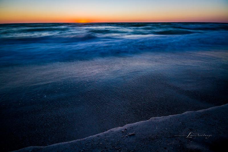 'The Rush II..'<br /> By the sea - Anna Maria Island, Florida