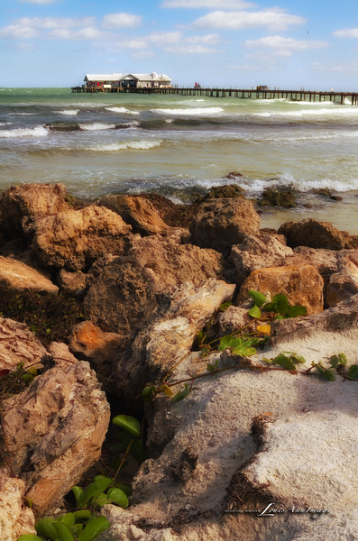 'Anna Maria Pier...'<br /> By the sea - Anna Maria Island, Florida