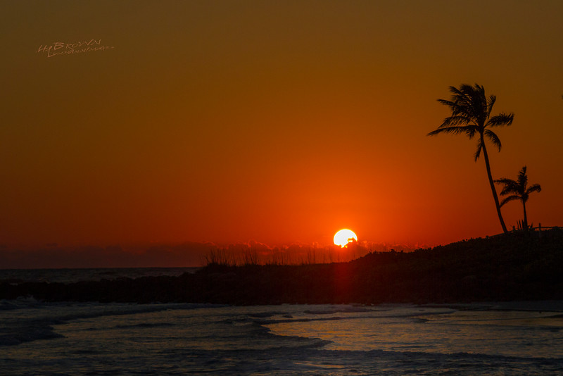 Sunset - Naples, Florida