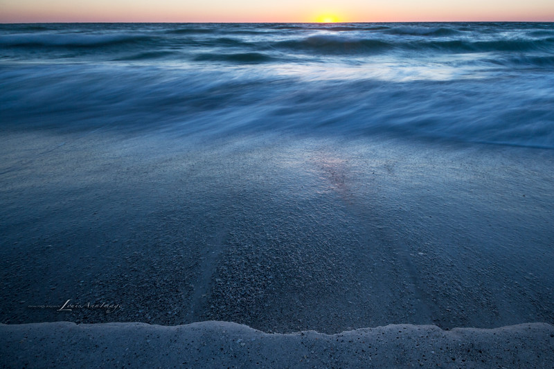 'The Rush...'<br /> By the sea - Anna Maria Island, Florida