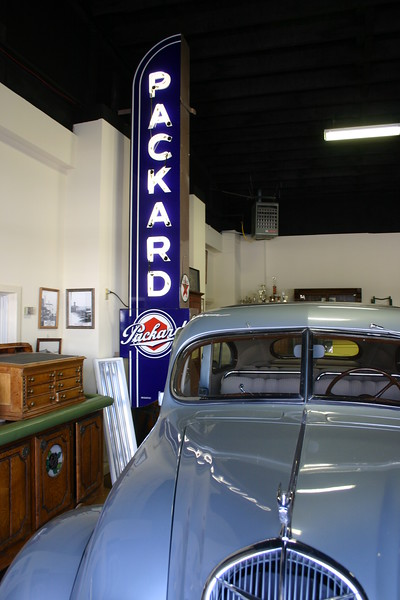 This Gallery depicts just a snapshot of the establishments along Route 66 that kept the grand chariots rolling on Main Street USA.