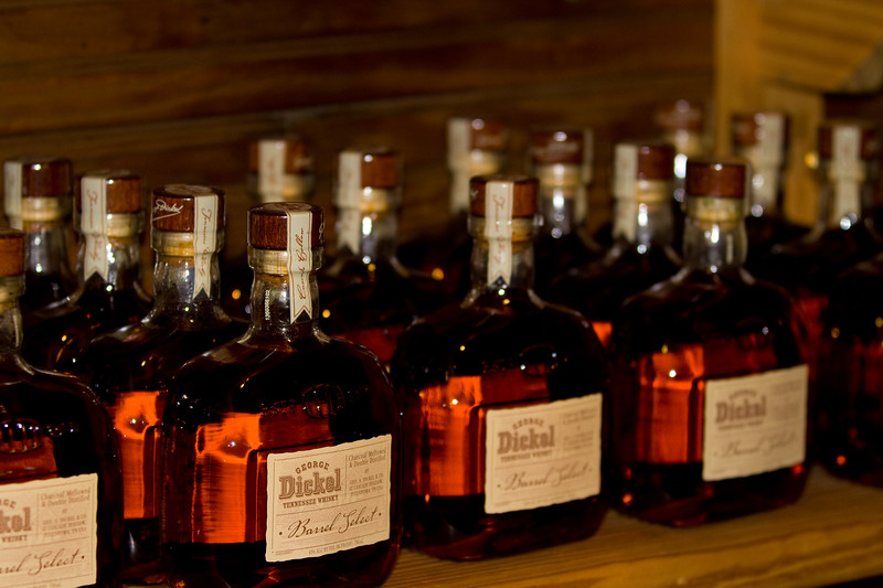 Cascade Hollow Distillery, George Dickel Tennessee Sippin' Whisky - Tullahoma, Tennessee