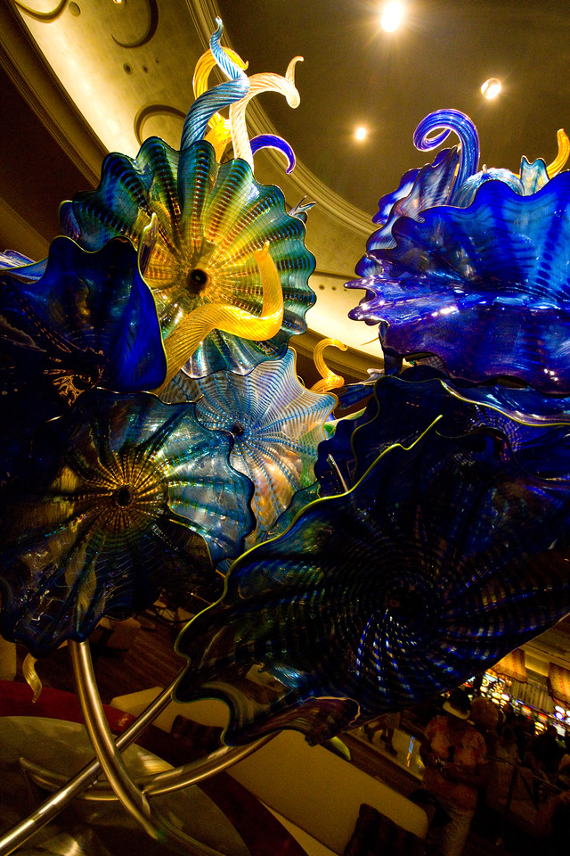 Chihuly Glass, Belagio, Las Vegas, Nevada
