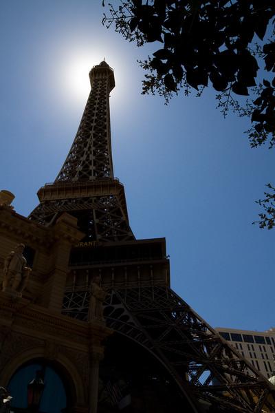 Eifel Tower - Paris Resort and Casino, Las Vegas, Nevada