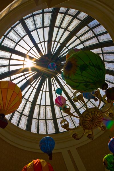 Atrium, The Belagio, Las Vegas, Nevada
