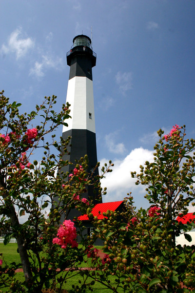 The Light at Tybee Island, and scenes from Savannah Georgia