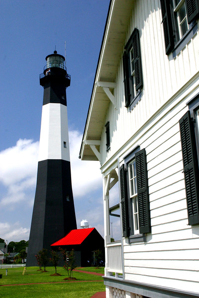 Tybee Light, Tybee Island, Savannah Georgia