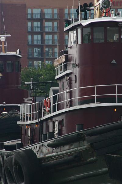 Tugboats - Port of Savannah, Georgia