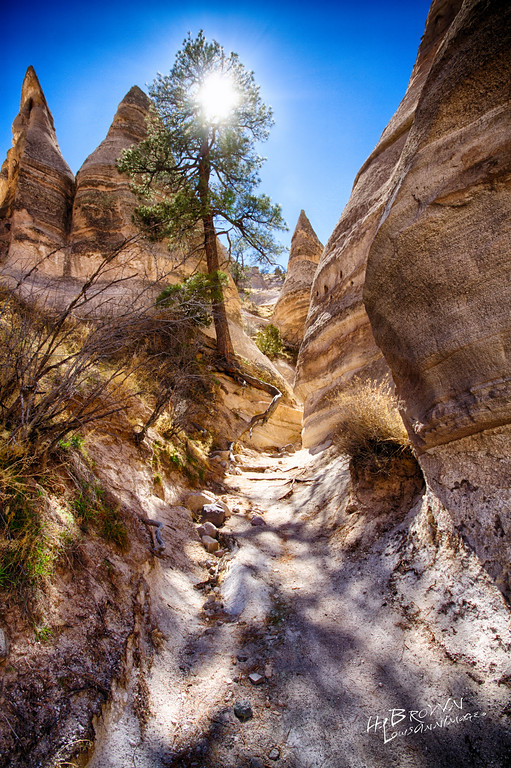 Tent Rocks National Monument, New Mexico