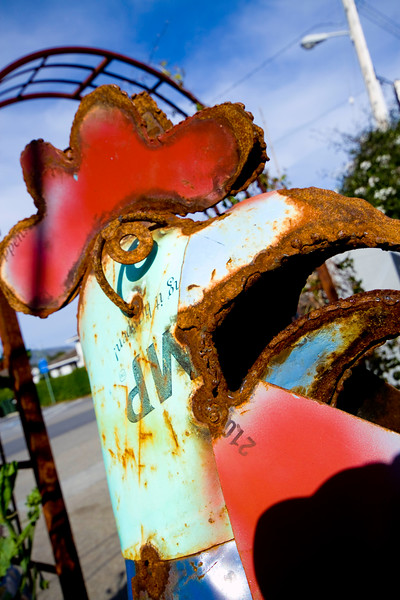 Rusty Rooster -