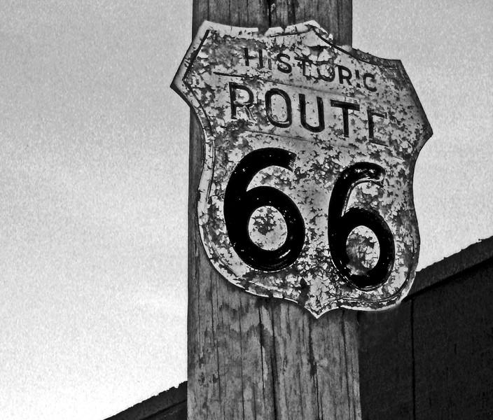 Vinita, Oklahoma , Route 66 - Main Street USA.