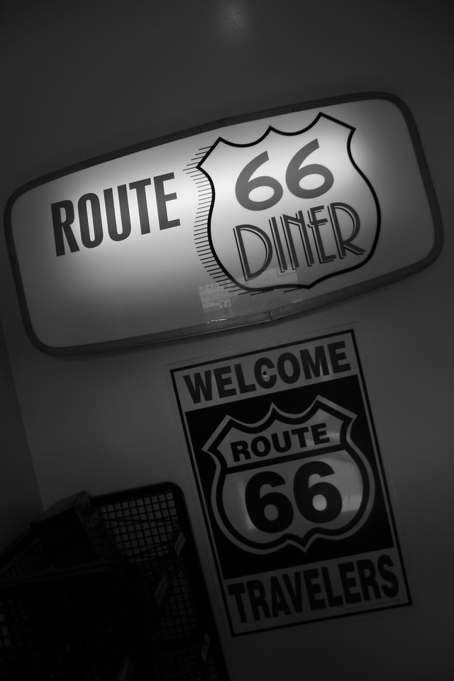 Albuquerque, New Mexico , Route 66 - Main Street USA.