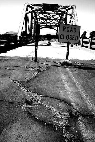 Winona, Arizona , Route 66 - Main Street USA.