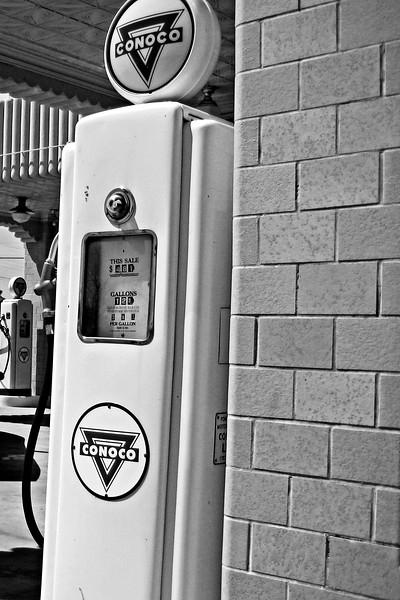 Tower Conoco, Route 66, Shamrock, texas