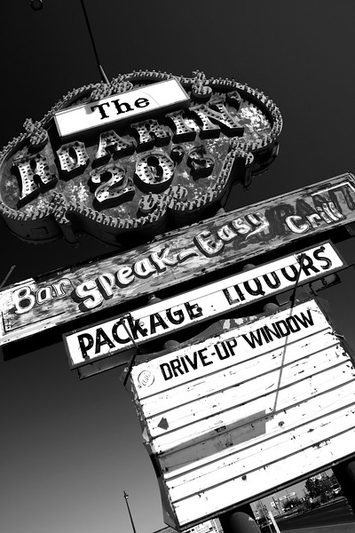 Grants, New Mexico , Route 66 - Main Street USA.