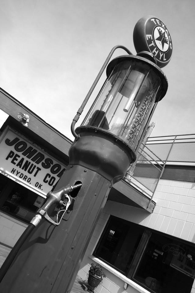 Hydro, Oklahoma , Route 66 - Main Street USA.