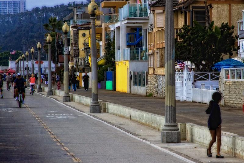 Water Front - Santa Monica, California