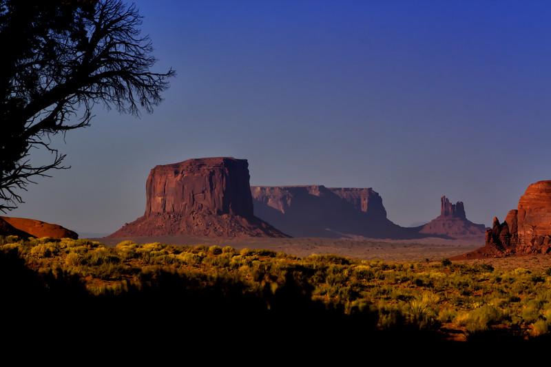 """Mystery Valley, Navajo Tribal Park, Monument Valley, AZ<br /> See More of Arizona & Utah - """"The Southwestern Sun' here: <a href=""""http://smu.gs/RfQCCf"""">http://smu.gs/RfQCCf</a>"""
